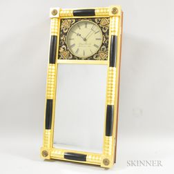 Reproduction New Hampshire Mirror Clock