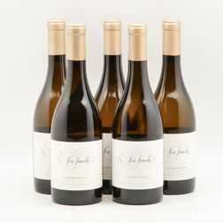 Sea Smoke Chardonnay, 5 bottles