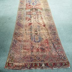 Mudjar Long Rug