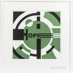 Pontus Ersgård (Swedish, b. 1971)      Hope