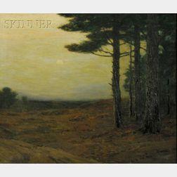 Charles Warren Eaton (American, 1857-1937)      The Heart of New England