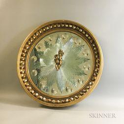 Regency-style Giltwood Mirror
