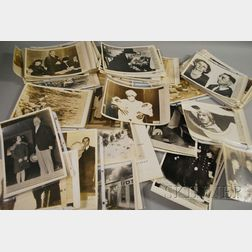 Collection of 1930s Press and Wire Photographs