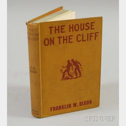 Dixon, Franklin W. (pseudonym) Hardy Boys Mystery: The House on the Cliff