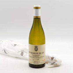 Comte Georges de Vogue Bourgogne Blanc 2012, 1 bottle
