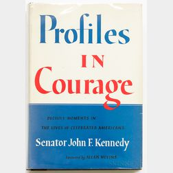 Kennedy, John F. (1917-1963) Profiles in Courage.
