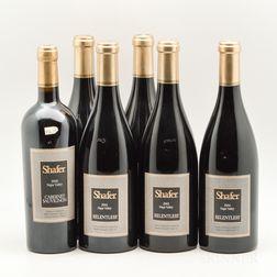 Shafer, 6 bottles