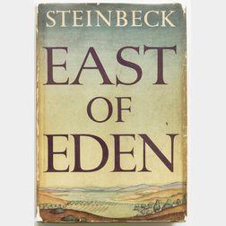 Steinbeck, John (1902-1968) East of Eden.