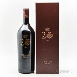 Tenuta dellOrnellaia Ornellaia (20th Anniversary) 2005, 1 magnum (pc)