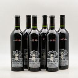 Silver Oak Cabernet Sauvignon Napa Valley 1998, 6 bottles