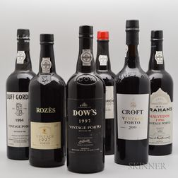 Mixed Port, 6 bottles