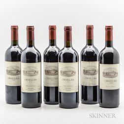 Tenuta dellOrnellaia Ornellaia, 6 bottles
