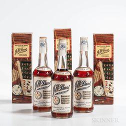 JW Dant 5 Years Old 1959, 3 4/5 quart bottles