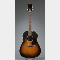 American Guitar, Gibson Incorportated, Kalamazoo, c. 1946, Model J-45