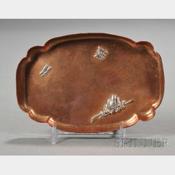 Gorham Mixed-metal Tray