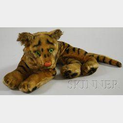 Steiff Toy Tiger