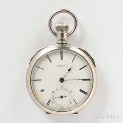 Howard Series II Key-wind Open-face Watch