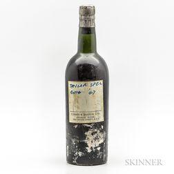 Taylor 1947, 1 bottle