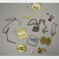 Group of Estate and Costume Jewelry