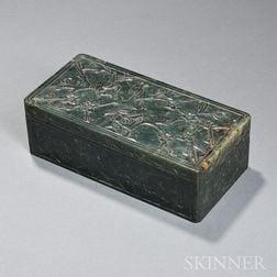 Hardstone Covered Box