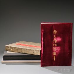 Three Books on Chinese Paintings
