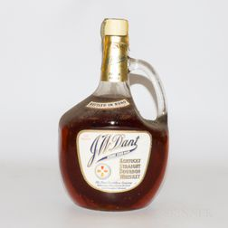 JW Dant 5 Years Old 1964, 1 1/2g bottle