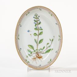 Royal Copenhagen Flora Danica Serving Bowl