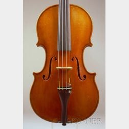 Modern Italian Violin, Workshop of Giuseppe Castagnino, Genoa, c. 1960