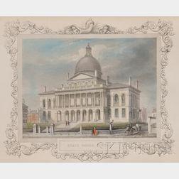 (United States, Views), Hinton, John Howard (1791-1873)