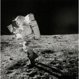 Alan Shepard (American, 1923-1998)