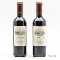 Tenuta dellOrnellaia Ornellaia 2008, 2 demi bottles
