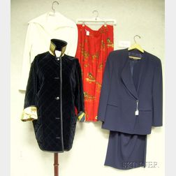 Large Assortment of Modern Designer Clothing