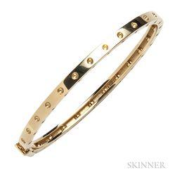 """18kt Gold """"Pois Moi"""" Bracelet, Roberto Coin"""