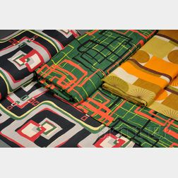 Mid-Century Modern Fabric