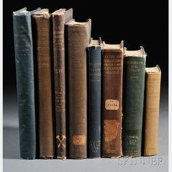 Natural History, Eight Volumes: