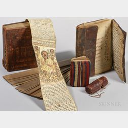 Exotic Books, Six Examples.