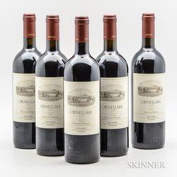 Tenuta dellOrnellaia Ornellaia 2008, 5 bottles