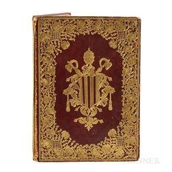 Benedict XIV, Pope (1675-1758) Papal Manuscript, 1741.
