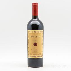 Tenuta dellOrnellaia Masseto 2002, 1 bottle