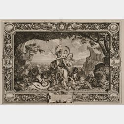 (Tapestries, French Royal)