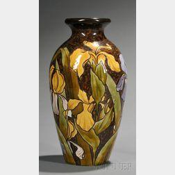 Linthorpe Christopher Dresser Earthenware Vase