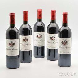 Chateau Montrose 2000, 5 bottles
