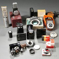 Assorted Camera Accessories
