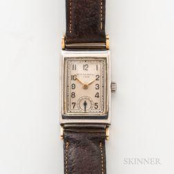 Patek Philippe & Co. Two-tone Wristwatch