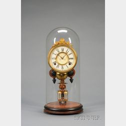 Ansonia Crystal Palace Clock