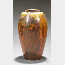 W. J. Walley Pottery Vase