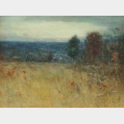 Charles Warren Eaton (American, 1857-1937)      Autumn near Montclair