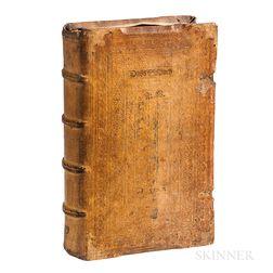 Sachs, Hans (1494-1576) Das Funnft und Lezt Buch Sehr herz Liche Schone.