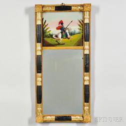 Split-baluster Mirror