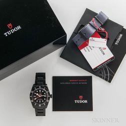 Tudor Heritage Black Bay Dark Reference 79230 Wristwatch Full Kit